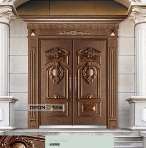 奥格斯堡高端铸铝门